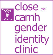 Close the CAMH Gender Identity Clinic